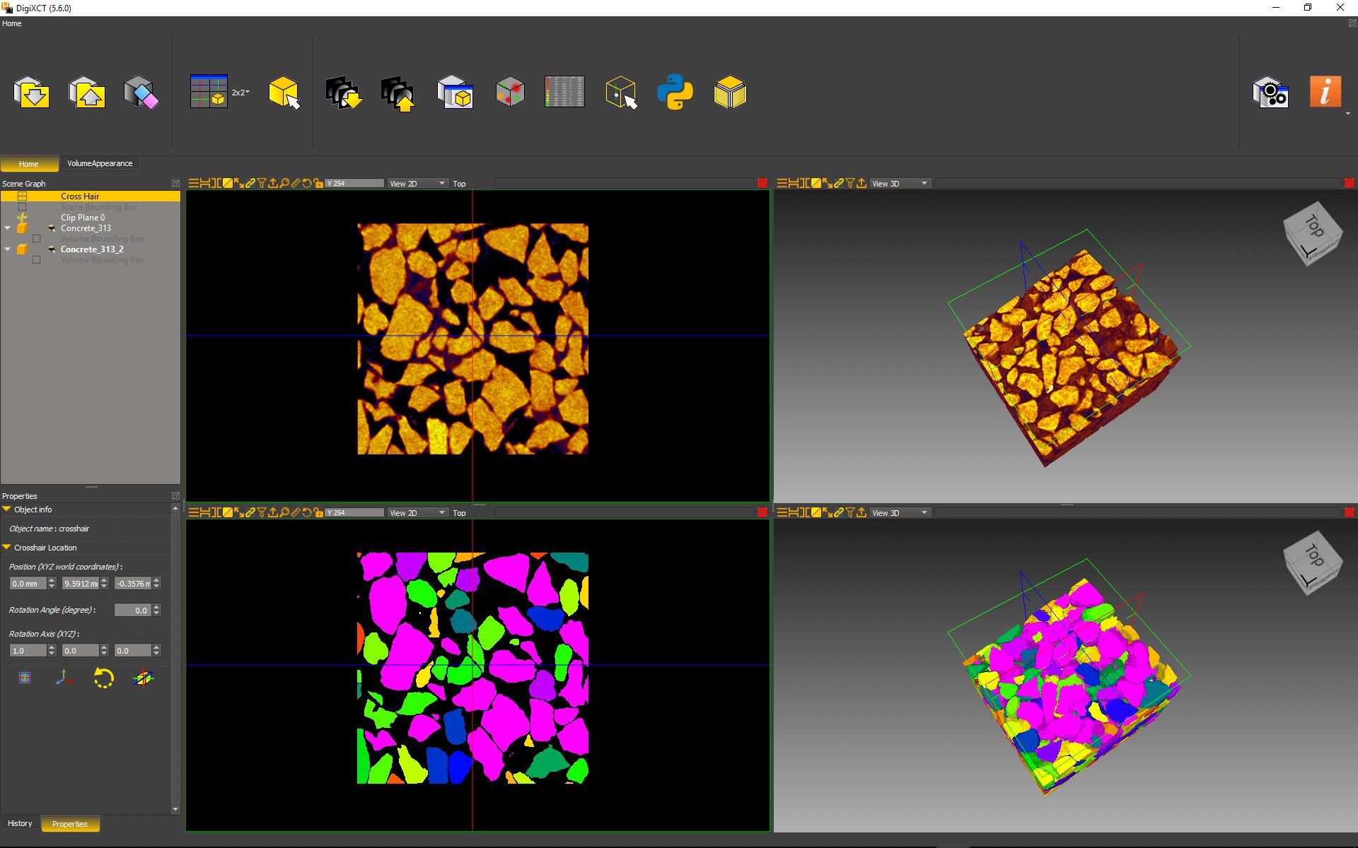 Use Python with Digi XCT