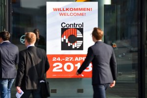 control messe 2018