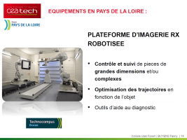 Imagerie RX Robotisee