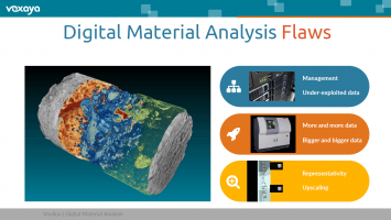 Digital Material Analysis Flaws
