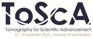 Tomography for Scientific Advancement (ToScA) symposium