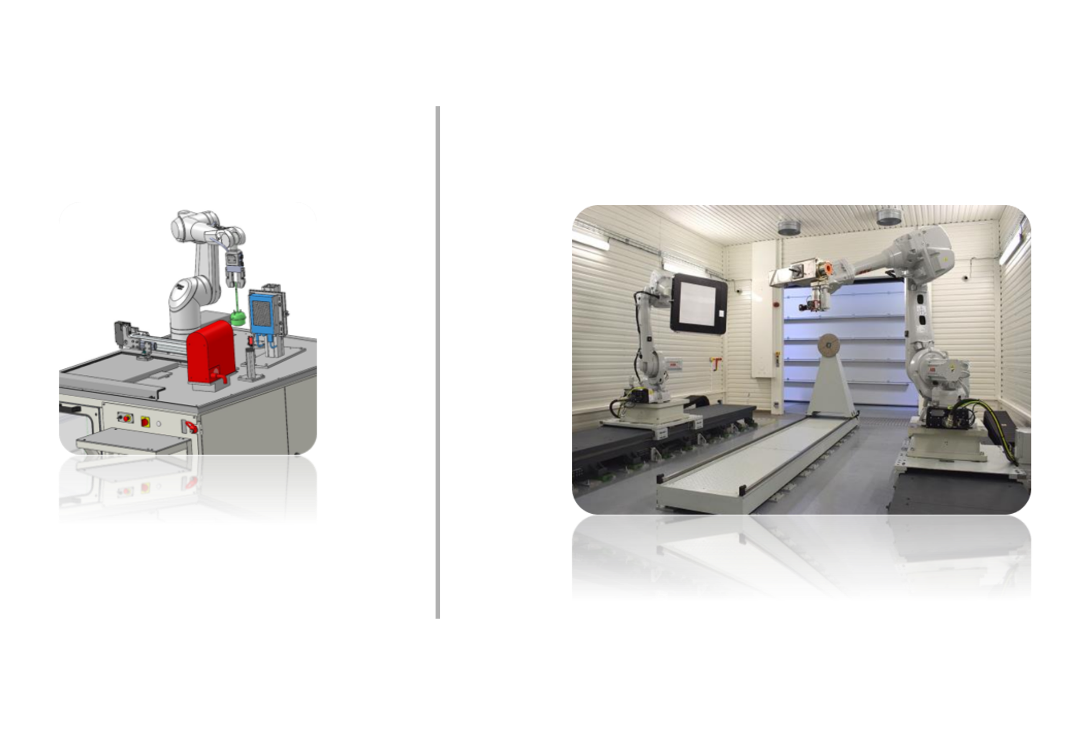 Design of the robot CT