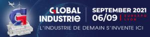 Global Industrie September 6th-9th,2021